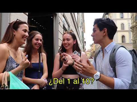 Soy guapo en Italia? // Javier Perich
