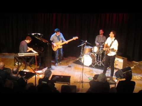 Alex Munk's Flying Machines @Seven Jazz Leeds 19-2-17  Flying Machines