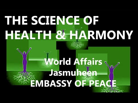 The Science of Heart, Health, Home and Harmony with Jasmuheen
