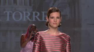 Ana Torres, vestidos de fiesta y trajes de novia 2018 Barcelona Bridal Week