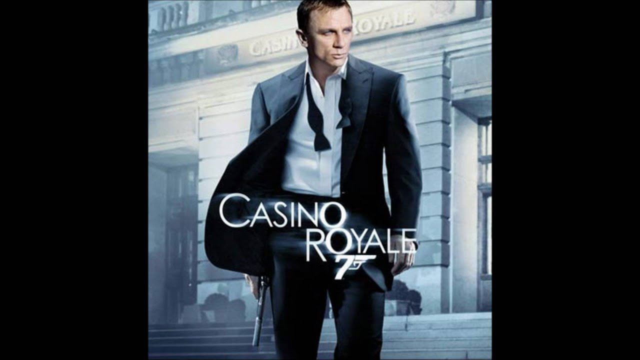 007 casino royale soundtrack montelago village hotel and casino