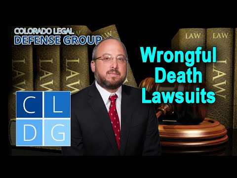 "Wrongful Death in Colorado – ""Who has standing to sue for it?"""