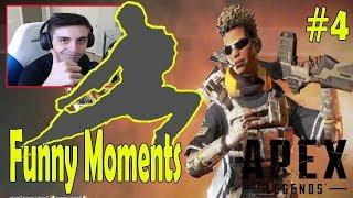 Apex Legends Funny Fails Epic Moments #4