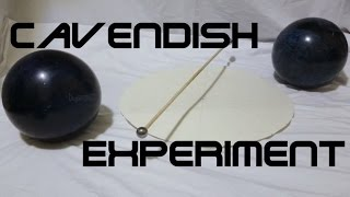 The Cavendish experiment and G thumbnail
