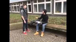 Omar Meslmani wenn manin Deutschland mit Türken streitet 😂 verdammt die sind überall (nur zum Spaß)