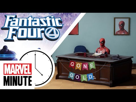 Marvel's Cloak and Dagger! The Fantastic Four returns! And Marvel's Spider-Man!  | Marvel Minute