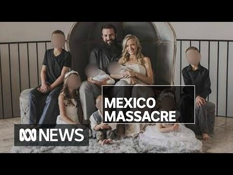 Nine Americans From Mormon Family Killed In Suspected Drug Cartel Ambush | ABC News