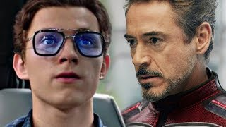Marvel OFFICIALLY Reveals Tony Stark DELETED Scene - Spider-Man: Far From Home