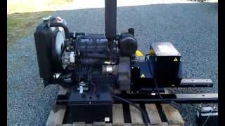 Kubota V2203 27kw Diesel Generator
