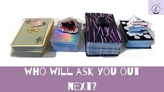 💕Who Will Ask You Out Next + When? 💕Super Specific Tarot Reading + Initials 🌙