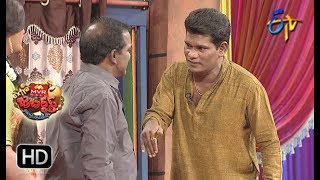 Chammak Chandra Performance | Extra Jabardasth | 18th May 2018 | ETV Telugu