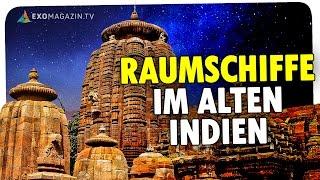 VIMANAS - RAUMSCHIFFE IM ALTEN INDIEN | ExoMagazin