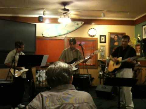 Sacramento Jam Session - The One I Love Cover 4/30/2011