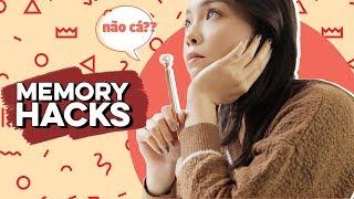 🐟 Mẹo Cho Người Não Cá Vàng (như Trinh)  ♡ Memory Hacks ♡ Trinh Pham