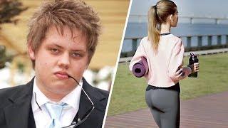 Ein dicker Junge wurde von einem Mädchen verspottet. 5 Jahre später hat er ihr seine Meinung gesagt!