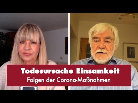 Todesursache Einsamkeit - Punkt.Preradovic mit Dr. Hans-Joachim Maaz
