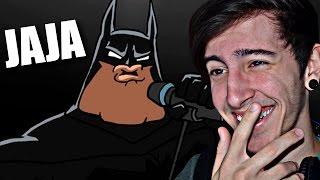 Batman con labios de culo (batmetal+ batupdate) - video reacción