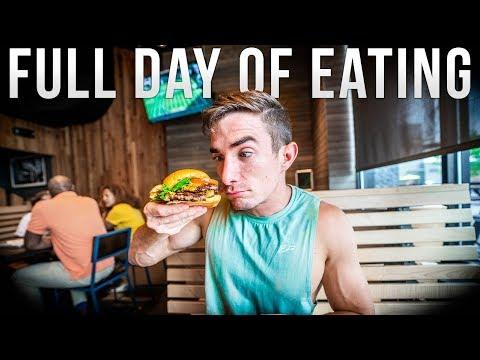 IIFYM FULL DAY OF EATING 116