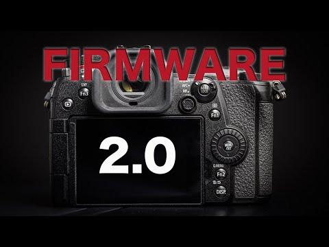 Panasonic Firmware Updates