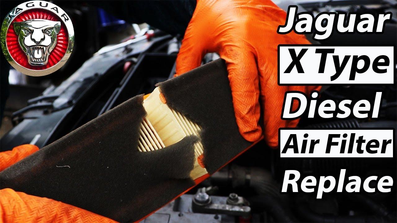 BORG /& BECK FUEL FILTER FOR JAGUAR X-TYPE DIESEL 2.2 110KW