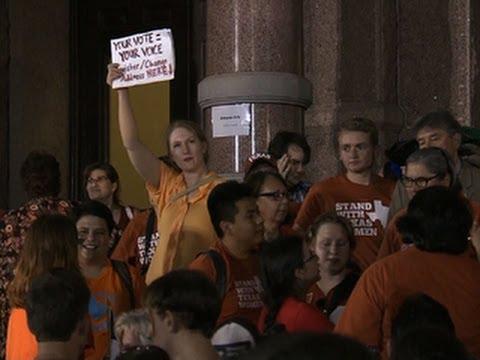 Texas legislature passes controversial abortion bill