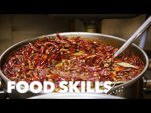 Download How to Eat Sichuan Hot Pot | Food Skills