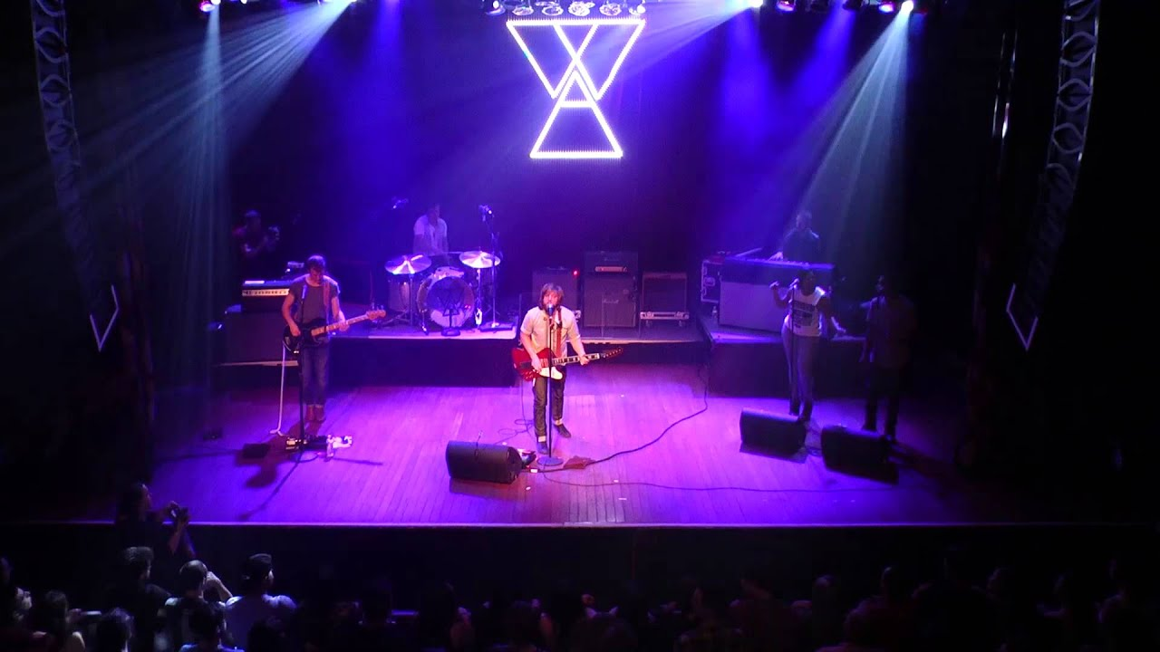 Welshly Arms Night Prowler Live at House of Blues Cleveland