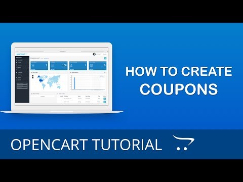 How To Use Coupons To Create Discounts In OpenCart 3.x