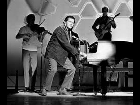 Jerry Lee Lewis  First TV Appearances 5758 & Shindig 6465