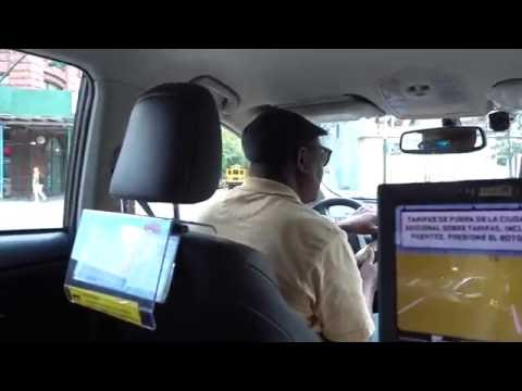 NYC Taxi Partitions Are Optional and Might Start Disappearing