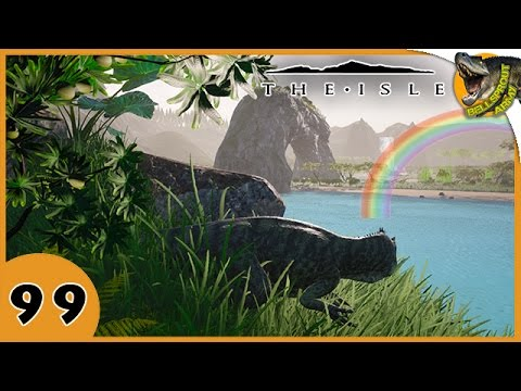 WELCOME TO THE PARADISE (Survival) | The Isle | #99 | Gameplay Español