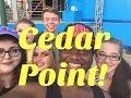 VLOG- Our Trip to Cedar Point!