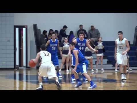Alexander vs Del Rio  Boys Basketball