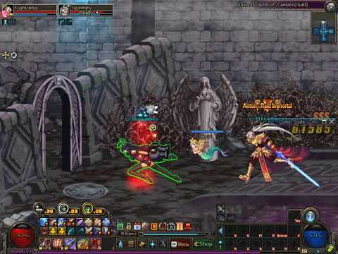[DFO] Ancient Castle of Camlann (Guild) - Duo