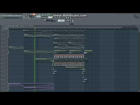 宇多田ヒカル -真夏の通り雨- FL Studio Remakeインスト