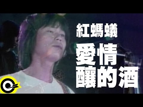 紅螞蟻合唱團 Red Ant【愛情釀的酒 Wine Brewed by Love】Official Music Video