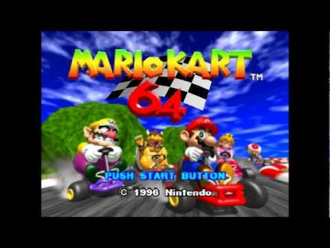 Rainbow Road- Mario Kart 64 (Instrumental Rock Remix)- Jake Scampini Mp3