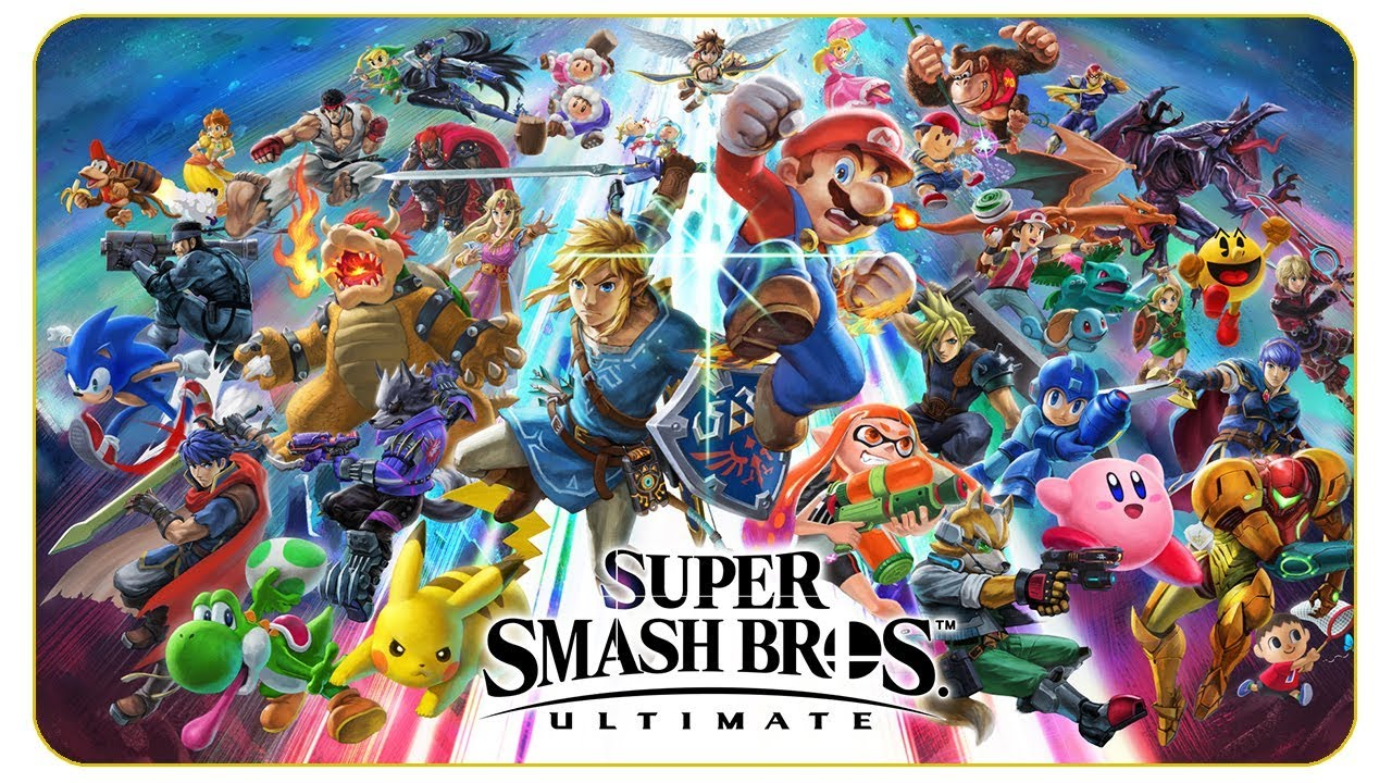 Super Smash Bros Spiele