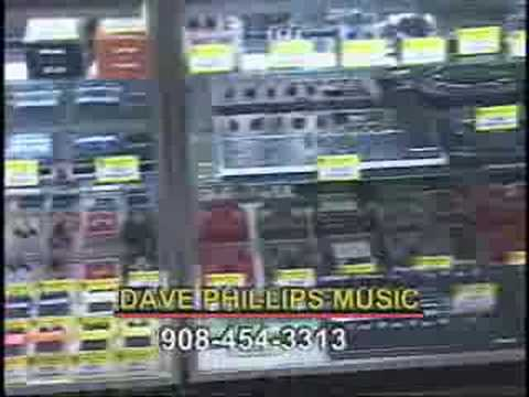 Dave Phillips Music