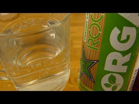 Rockstar Organic Island Fruit Flavour Energy Drink (Vegan)