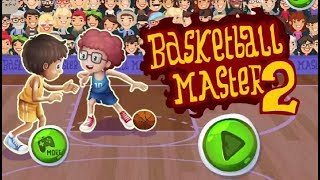 BASKETBALL MASTER 2 GAME WALKTHROUGH | KID GAMES