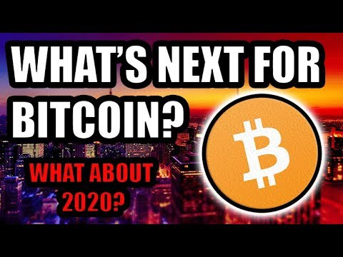 What's Next For Bitcoin's Price? $2,000 Or $10,000? What About The Next Halving in 2020?