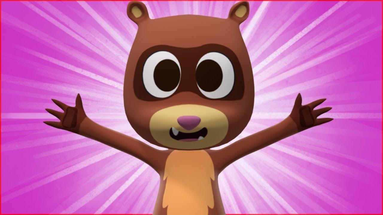 Download Roco El Hurón - Las Canciones del Zoo 2   El Reino Infantil