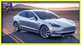 The Tesla Model 3, Elon Musk and the Future Of Electric Cars