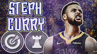HOW TO MAKE THE BEST DEMIGOD STEPH CURRY BUILD ON NBA 2K20 OFFENSIVE THREAT W/ BADGES
