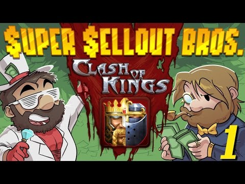 Clash Of Kings | Let's Play Ep. 1 | Super Beard Bros.