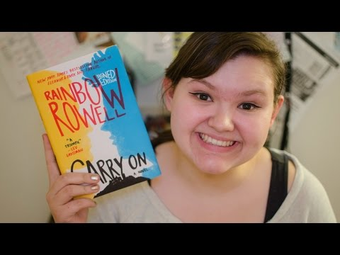 Book Review // Carry On by Rainbow Rowell