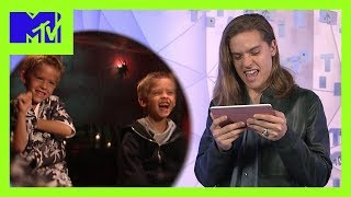 Dylan Sprouse Reacts To His First MTV Interview From 1999 | MTV
