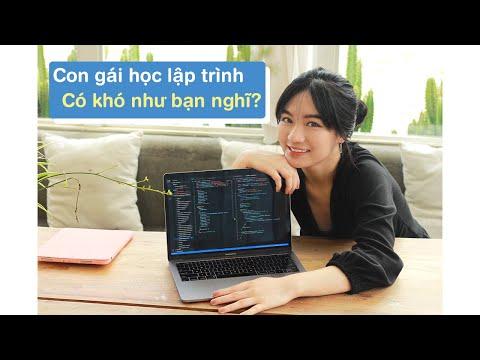 Con gái học Công nghệ thông tin - Có khó như bạn nghĩ? Ruby Developer - Nguyễn Phương Lan