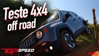 Teste 4X4 em Circuito off Road | Canal Top Speed